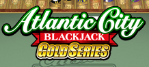 The Gold Series Atlantic City Blackjack game is another great offering for the Blackjack lovers. The game features very vivid graphics, speed that is adjustable, flexible sound controls and a selection of game options, producing a pleasurable and genuine atmosphere for gaming.