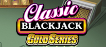 The immensely popular Classic Blackjack Gold game features outstanding graphics, adjustable game play speed and lifelike audio, making it one of the most high quality and lifelike experiences online, offering an enjoyable blackjack experience to novice and expert players alike.