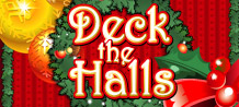 The Christmas spirit is here all year long to present you with big wins on the Deck the Halls video slot. Santa is feeling generous and it's willing to reward you with free spins, stacked wild symbols and lots of festive fun!<br/>