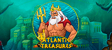 <div>Immerse yourself as deep as you can while searching for treasures in the lost city of Atlantis. Beware of the deadly ink of the powerful octopus in the treasure hunt bonus game. <br/>