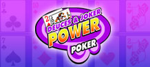 Deuces and Joker Power Poker has all good things of traditional poker with a plus of four hands at the same time, for more entertainment. Don´t miss it this week at playaff!