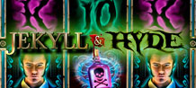 This version of JEKYLL & HYDE is no horror story.  You want to see Jekyll change into Hyde.  With each metamorphosis, you have even greater chances of winning larger amounts of cash.  In this unlikely scenario, you're no victim!  While Jekyll is nowhere to be found, it is Hyde who offers up the big winnings.<br/>