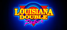 Louisiana Double has a unique look and feel to it and it is a game you may never have come across before. Give it a try and check its generous paytable!