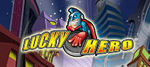 Prepare your suit and helmet and go out with the hero of luck for adventure to check everything is in order in the city!  Lucky Hero draw balls inversely to any other video bingo game, and offers you 11 extra balls to increase your winnings!