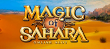 Magic of Sahara is a 5 reel, 9 payline slot that will take you on an extraordinary journey where you will discover the true source of magic in this desert wonderland.