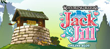 Accompany Jack and Jill on their trip up the hill and win a chance at some awesome Free Spins in this fun new Video Slot. This cute and humorous slot has many features to offer, including 15 Free Spins with all wins multiplied by 4x. Join Jack and Jill in their playful trip up the hill to fetch some water, and fetch yourself some handsome rewards!