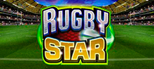 <div>Have fun at Rugby Star. A five-reel, three-line slot that gives you up to 243 ways to win great prizes. <br/>