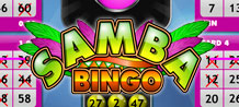 <div>This spectacular 60 ball bingo will take you on a journey to get to know the best of samba. <br/>