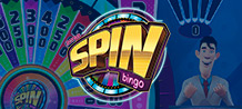 Come and have fun at the American style with Spin Bingo!  Besides offering many patterns to complete, you can spin the wheel of fortune when you complete the bonus in order to access other fantastic prizes!