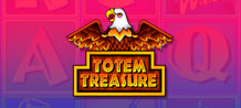 Players will be hoping that magic and luck of the Totem pole will shine down on them when playing Totem Treasure. A combination of wilds and scatters provides more winning opportunities.